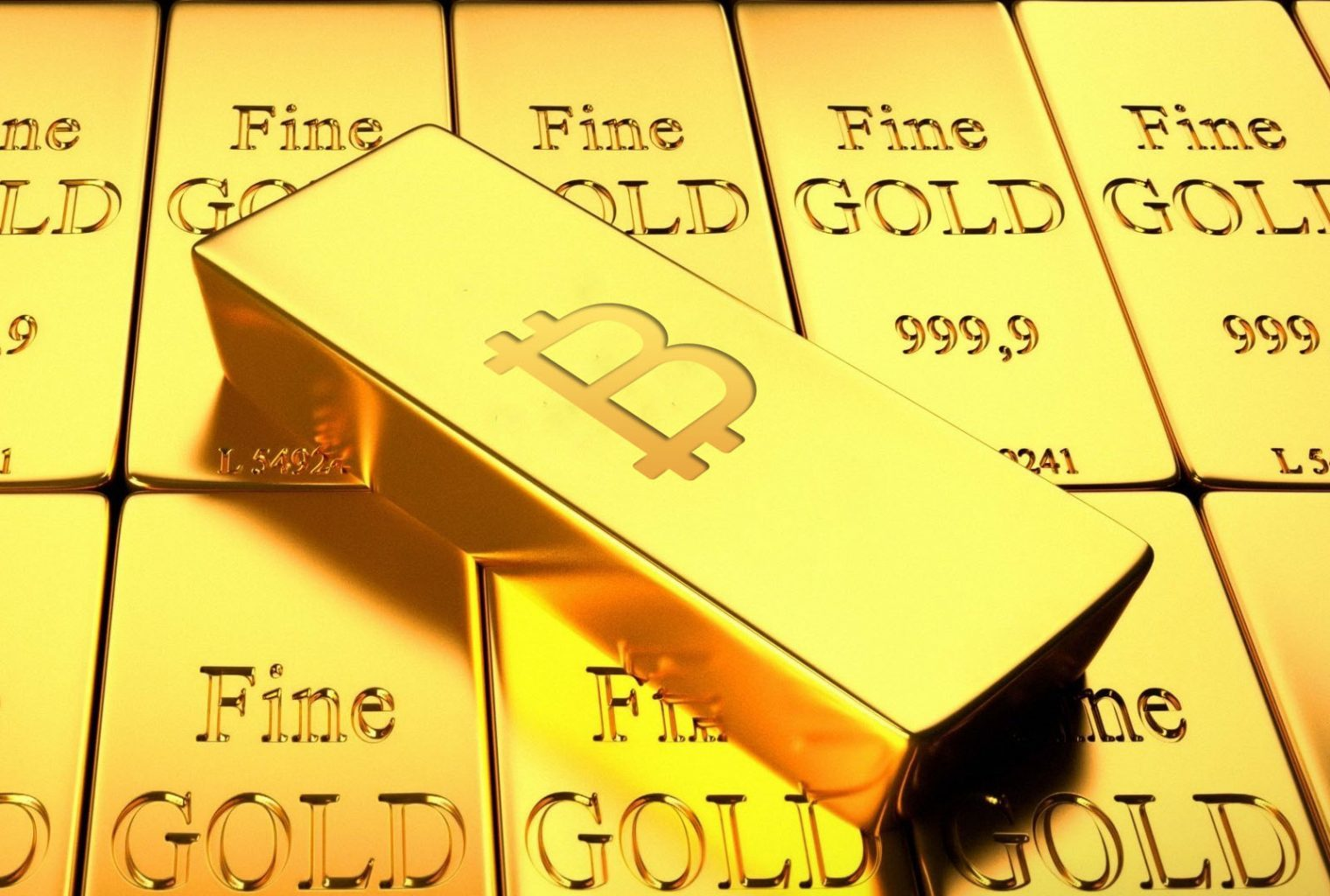 bitcoin meilleur que or et monnaie fiduciaire
