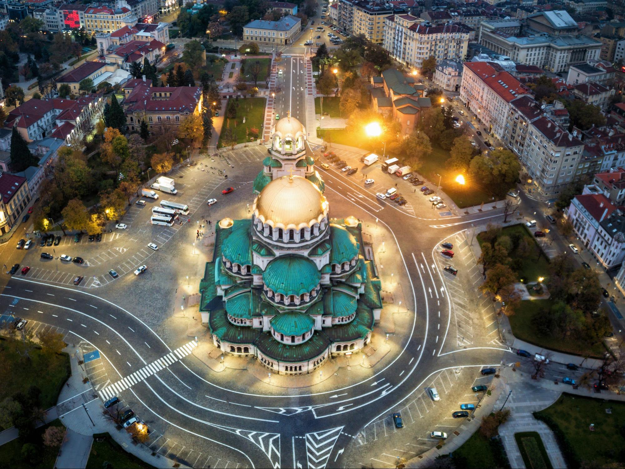 créer société bulgarie